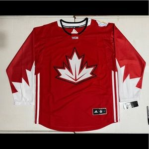 Team Canada hockey jersey world championship